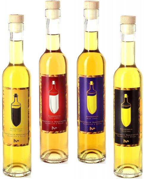 M U V I N Bananenwein Quartett 4x375ml