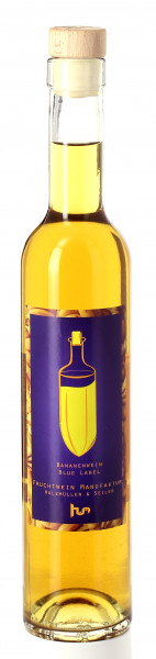 M U V I N Bananenwein Blue Label